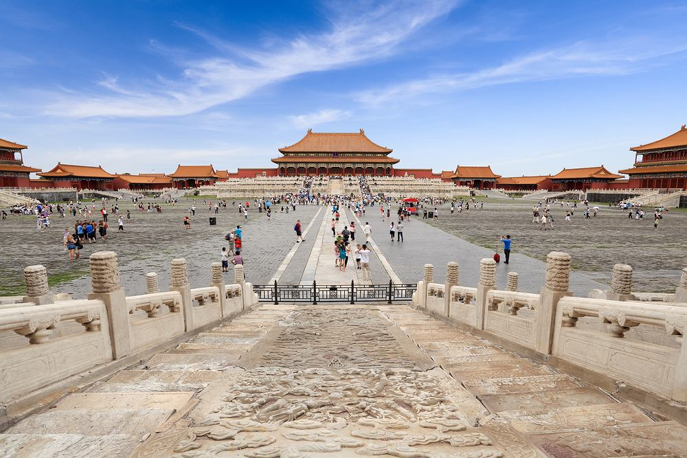 Pekin Chiny. Pekin to jedno z tych miast, do którego wielu Europejczyków chętnie wraca - z jednej strony egzotyczne i inspirujące, a z drugiej bardzo nowoczesne.