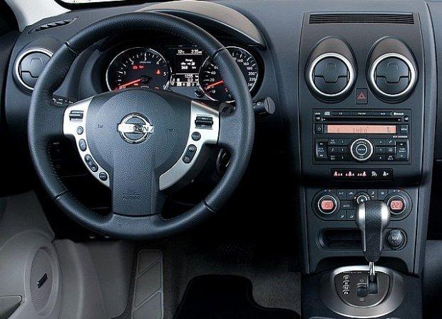Tak wygląda przekładnia CVT w Nissanie Qashqai