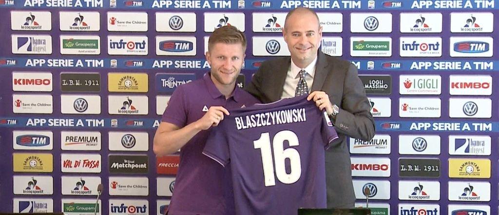 Jakub Błaszczykowski w AC Fiorentina