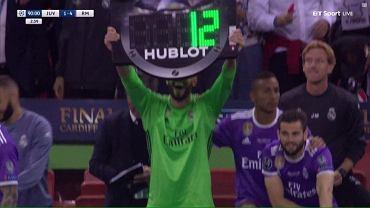 Kiko świętuje 12. triumf Realu