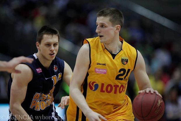 Adam Waczyński bezkonkurencyjny w Tauron Basket Lidze