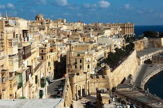 Stolica Malty, La Valetta / fot. Shutterstock