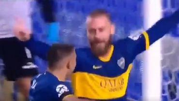 Daniele De Rossi, nowy piłkarz Boca Juniors