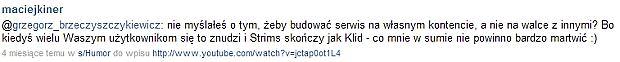 Programista wykop.pl
