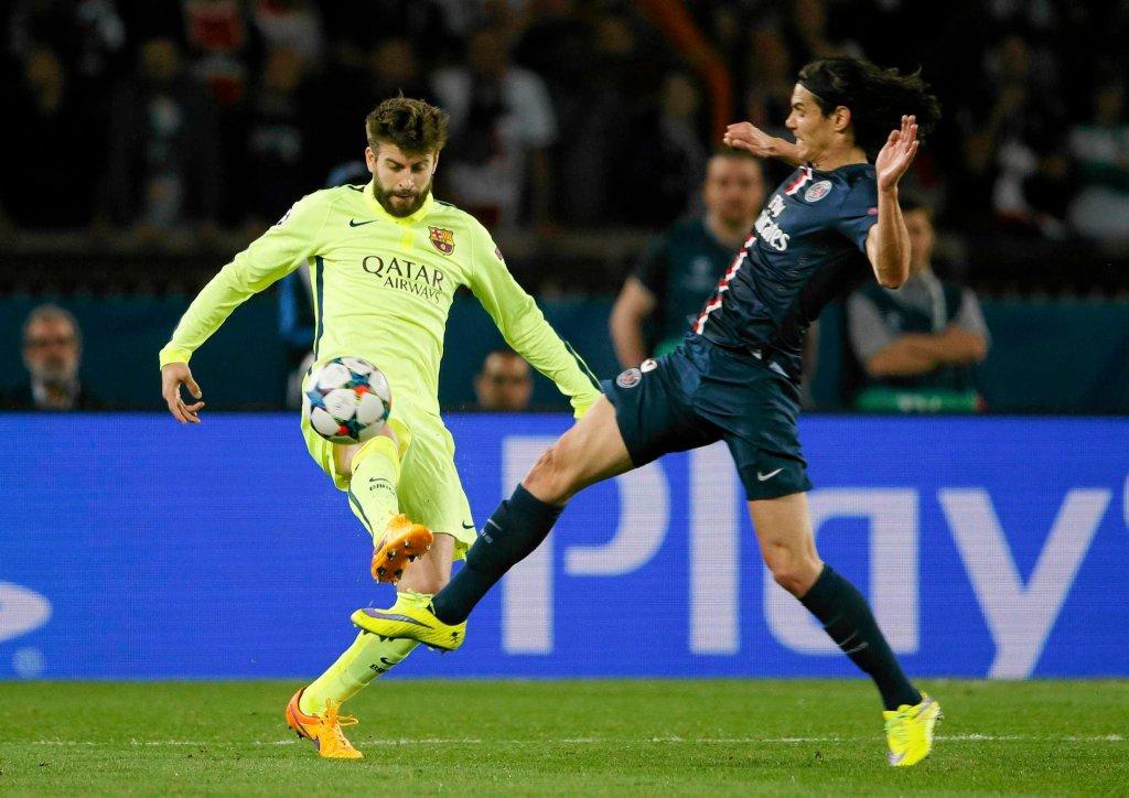 Barcelona - PSG. Relacja na żywo
