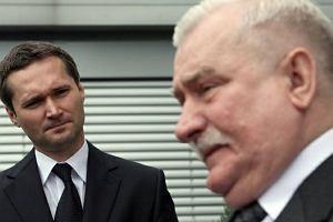 Jarosław Wałęsa, Lech Wałęsa