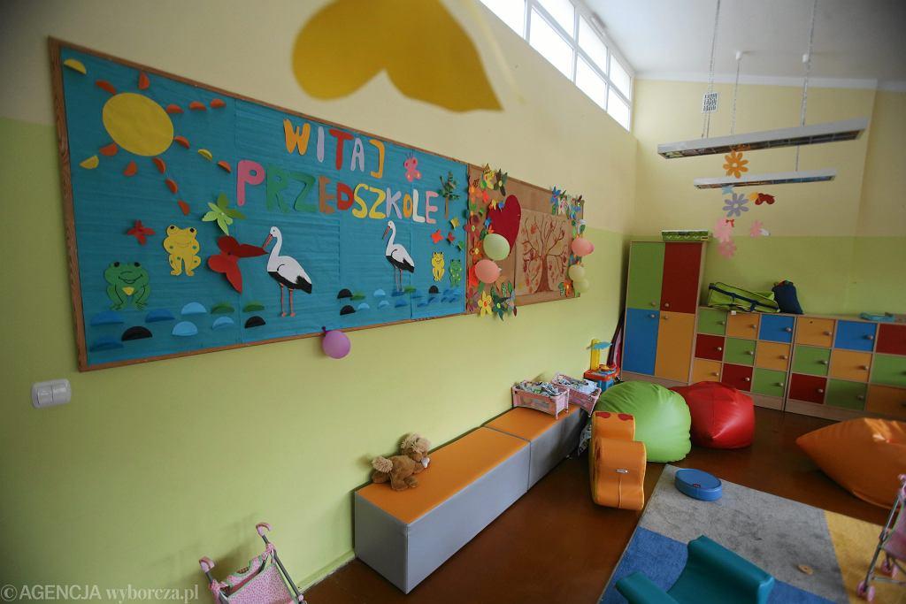 Poznańskie przedszkole zamieni się w katolickie (zdjęcie ilustracyjne)