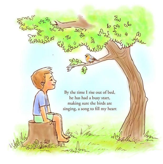 Książka Scotta jest napisana wierszem
