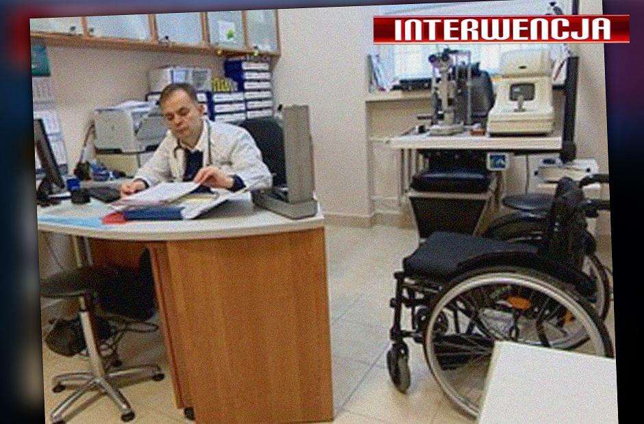 Lekarz Gustaw Dmowski będzie mógł dalej pracować?