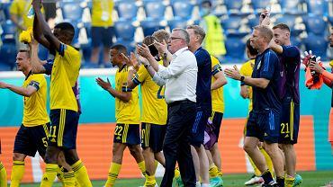 Euro 2020. Afera w szwedzkiej kadrze