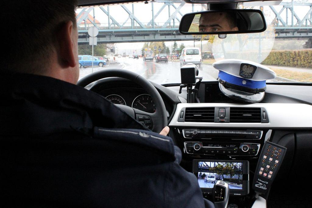 Nowe BMW dla toruńskiej policji