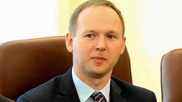 Marek Chrzanowski, szef KNF w latach 2016-18