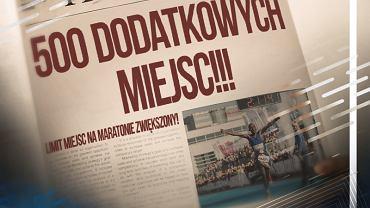 30 dni do 20-lecia maratonu w Poznaniu !
