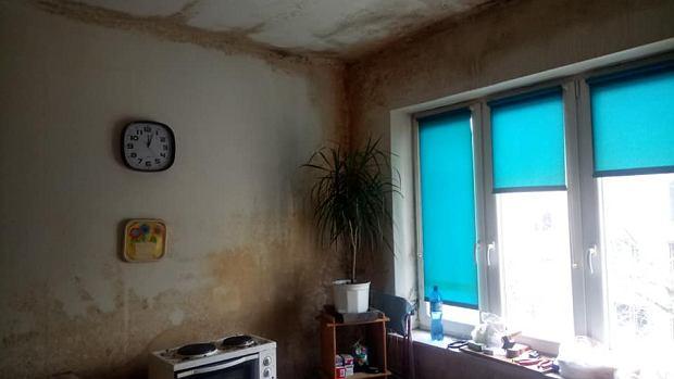 Mieszkanie przy ul. Serockiej 19.
