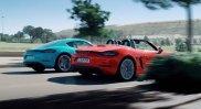 Wideo | Kto jest szybszy? Nowy Cayman czy Boxster?
