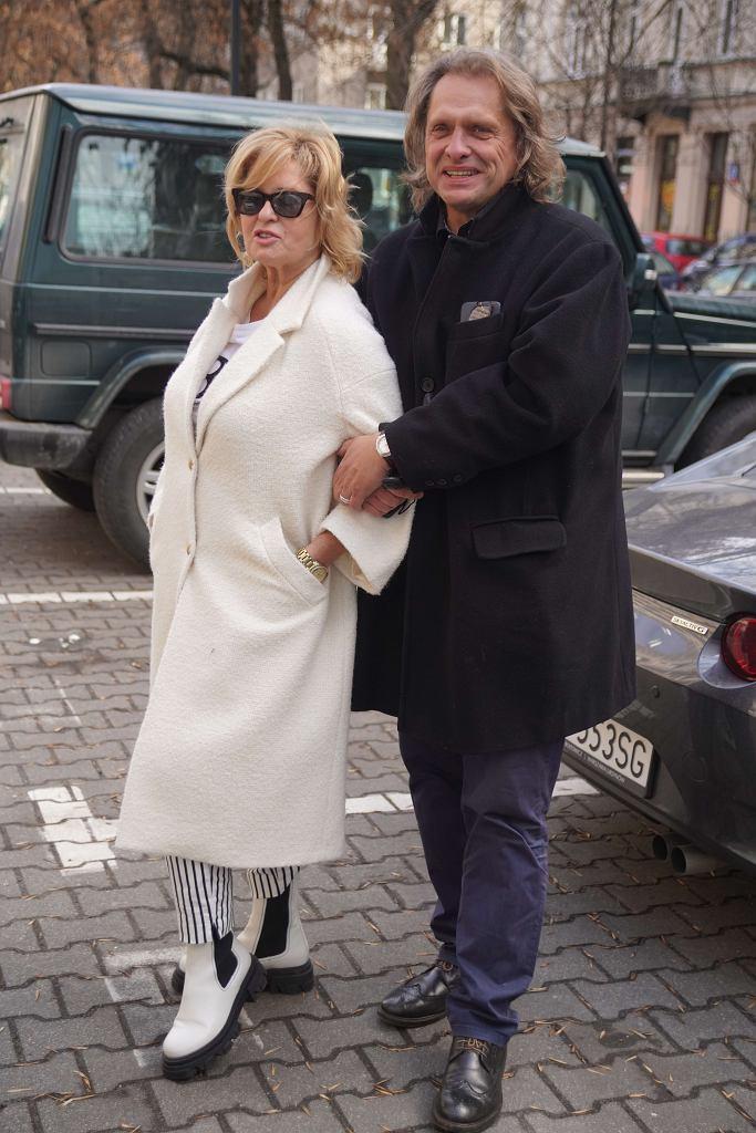 Ewa Kasperzyk y Michai Kozyrsky