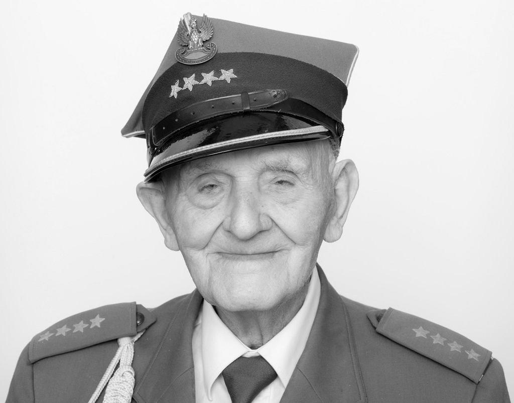 Nie żyje Czesław Mostek - powstaniec warszawski