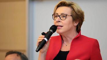 Europosłanka PiS Jadwiga Wiśniewska
