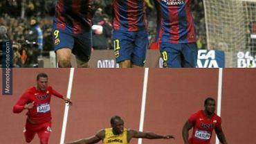 Jak my widzimy trio MSN i jak je widzi Guardiola oraz obrona Bayernu