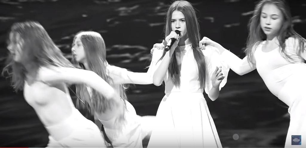 Roksana Węgiel na dziecięcej Eurowizji