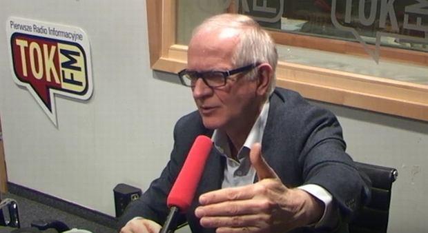 Szef Rady mediów narodowych Krzysztof Czabański w 'Poranku Radia TOK FM'