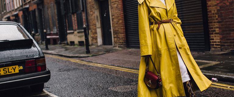 Kolorowe płaszcze - dodaj odrobiny wiosny swoim jesiennym stylizacjom! Te kolory są na topie!