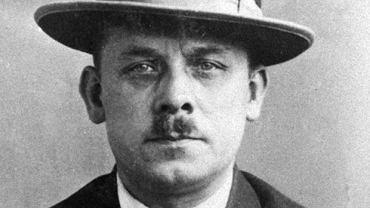 """Fritz Haarmann: """"Rzeźnik z Hanoweru"""", skazany na śmierć w 1925 r. przez ścięcie głowy toporem."""