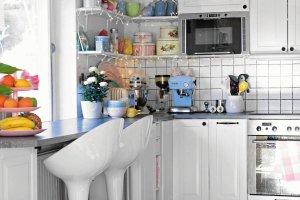 Dodatki do białych kuchni