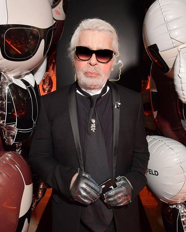 Karl Lagerfeld kieruje domem mody Chanel od 1983 roku