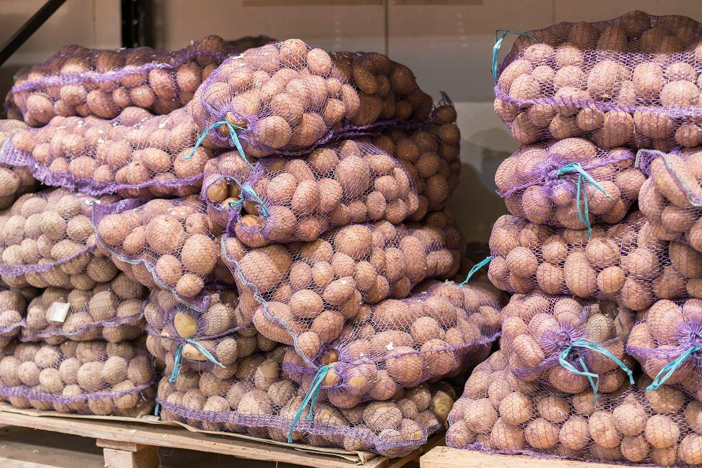 Biedronka nie będzie importować brytyjskich ziemniaków. Powód? Brexit.