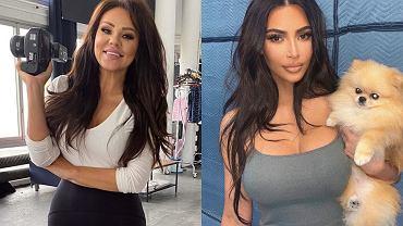 Sylwia Bomba, Kim Kardashian