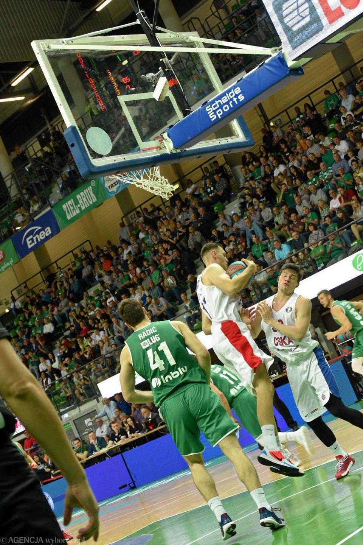 Zdjęcie numer 26 w galerii - Bez niespodzianek, CSKA dała Stelmetowi lekcję koszykówki [ZDJĘCIA]