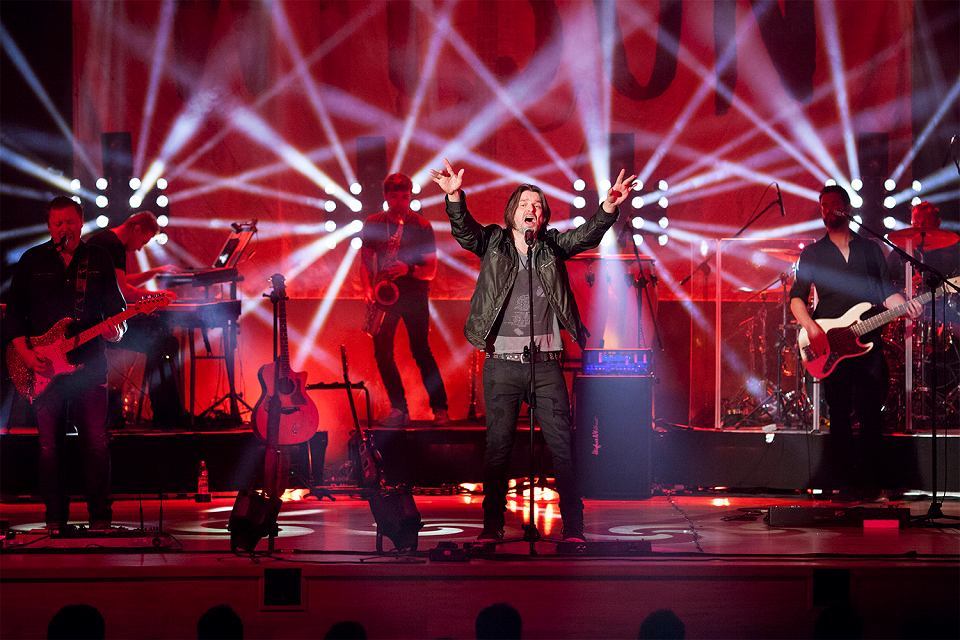 Koncert Raya Wilsona w sali widowiskowo-koncertowej Muza w Sosnowcu