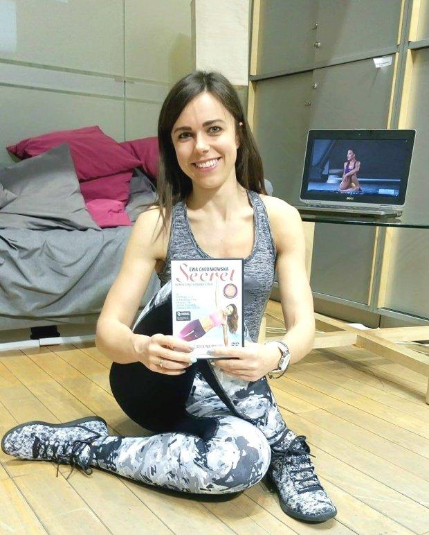 Ewa Chodakowska Secret. Trening oddechu i mięśni głębokich całego ciała [TEST]