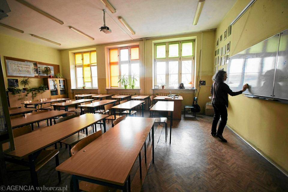 3d6ad747a632 Co piąty nauczyciel w Łodzi na zwolnieniu lekarskim. A ZUS pisze do  dyrektorów szkół i przypomina o kontrolach