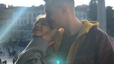 Adam Zdrójkowski i Wiktoria Gąsiewska