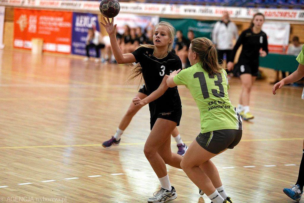 III Turniej Piłki Ręcznej Juniorek Młodszych o Puchar Prezydenta Miasta Kielc