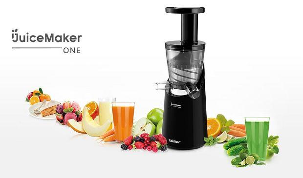 Wyciskarka wolnoobrotowa Zelmer JuiceMaker One