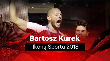 Bartosz Kurek Ikoną Sportu 2018