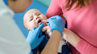 Grypę żołądkową, zwaną także jelitówką, najczęściej wywołują rotawirusy. Szczepionka na nie jest szczepionka zalecana, podawana doustnie