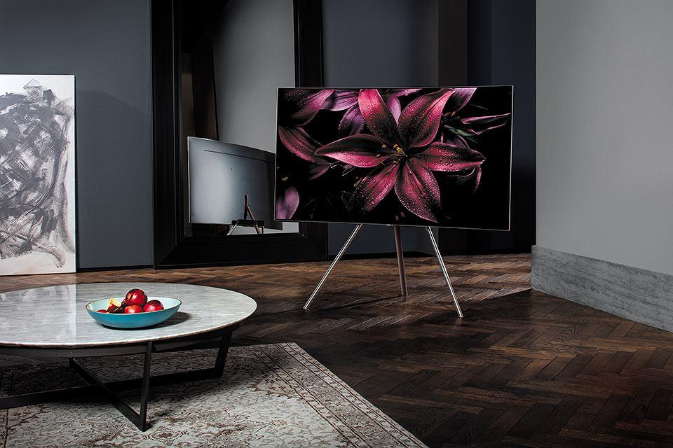 Samsung zaprezentował na konferencji CES nowe telewizory i kilka innych produktów