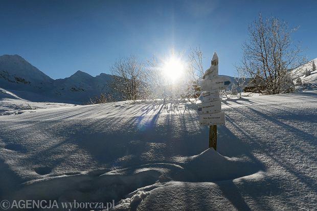 Zdjęcie numer 35 w galerii - Słońce, śnieg i szczyty. Piękna pogoda w Tatrach, zachwycające widoki