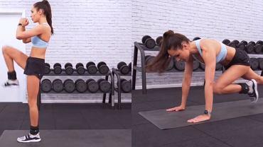 Kayla Itsines - trening