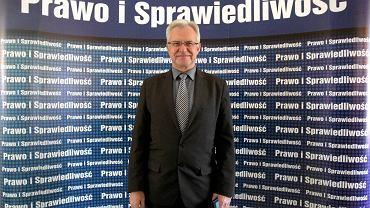 Poseł Krzysztof Michałkiewicz (PiS)