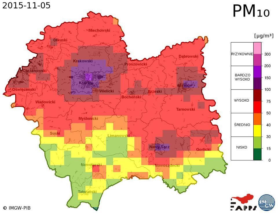 Patrzac Na Pekin Smogu Z Krakowa Nie Przegonimy Komentarz