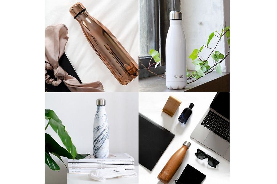 Butelki termiczne WINK Bottle
