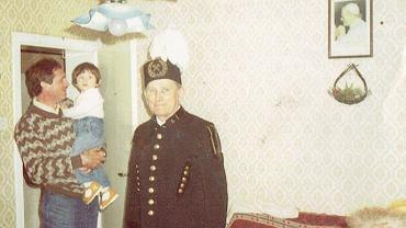 Barbórka 1989. Rodzina Marii Osadnik