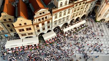 Czechy - Starówka w Pradze
