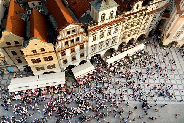 Praga zabytki, Czechy - Starówka w Pradze