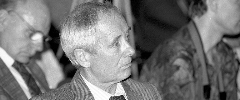 Alfred Miodowicz nie żyje. Był pierwszym przewodniczącym OPZZ